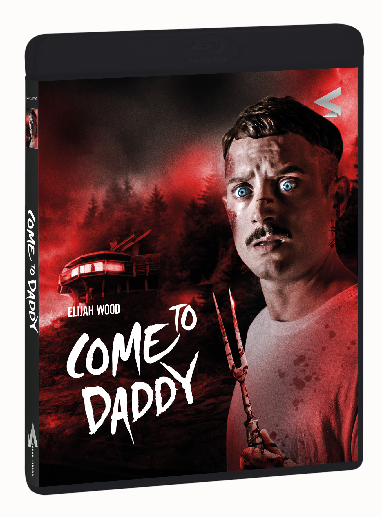 COME TO DADDY (BLU-RAY+DVD)