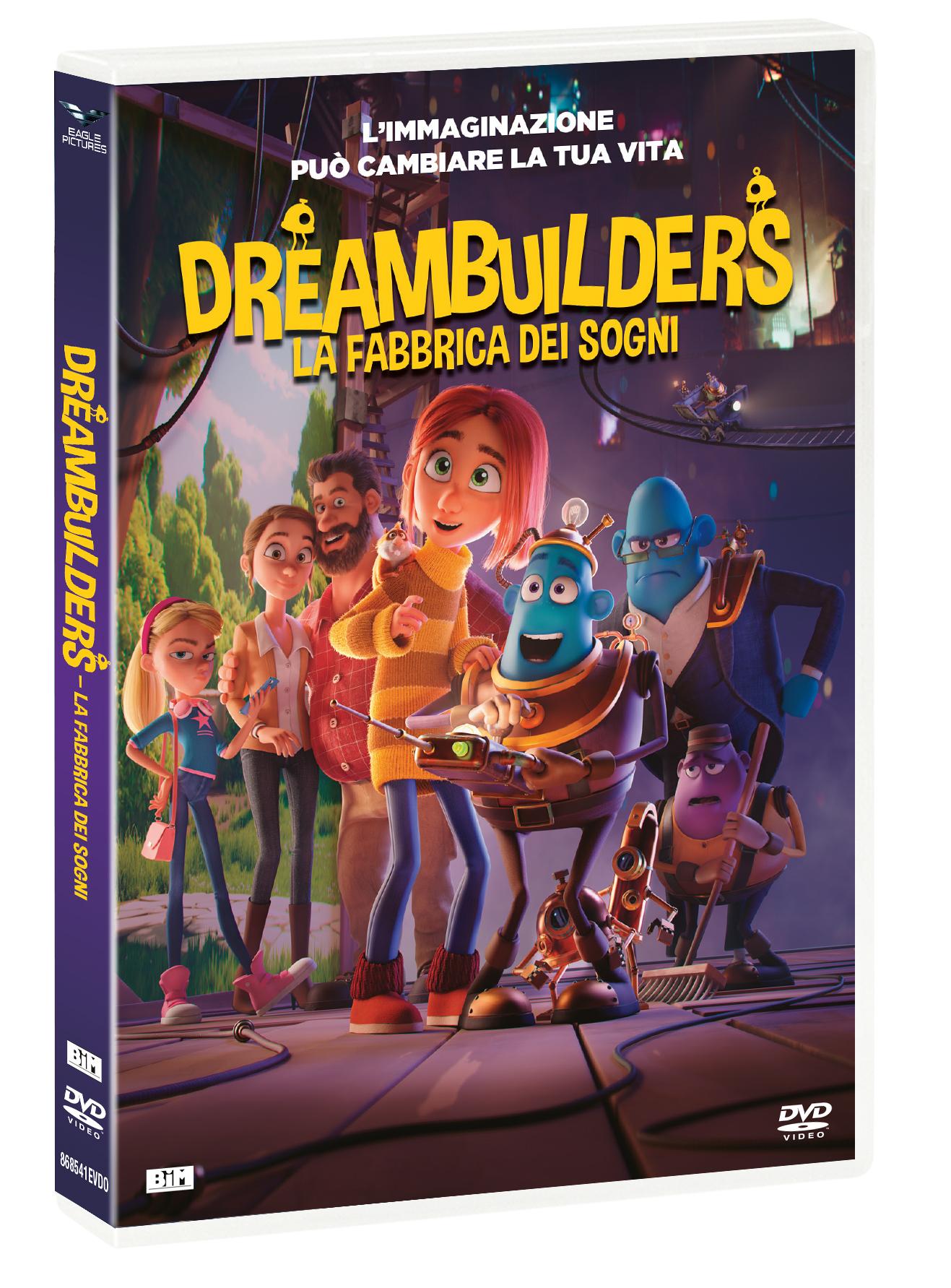DREAMBUILDERS - LA FABBRICA DEI SOGNI (DVD)