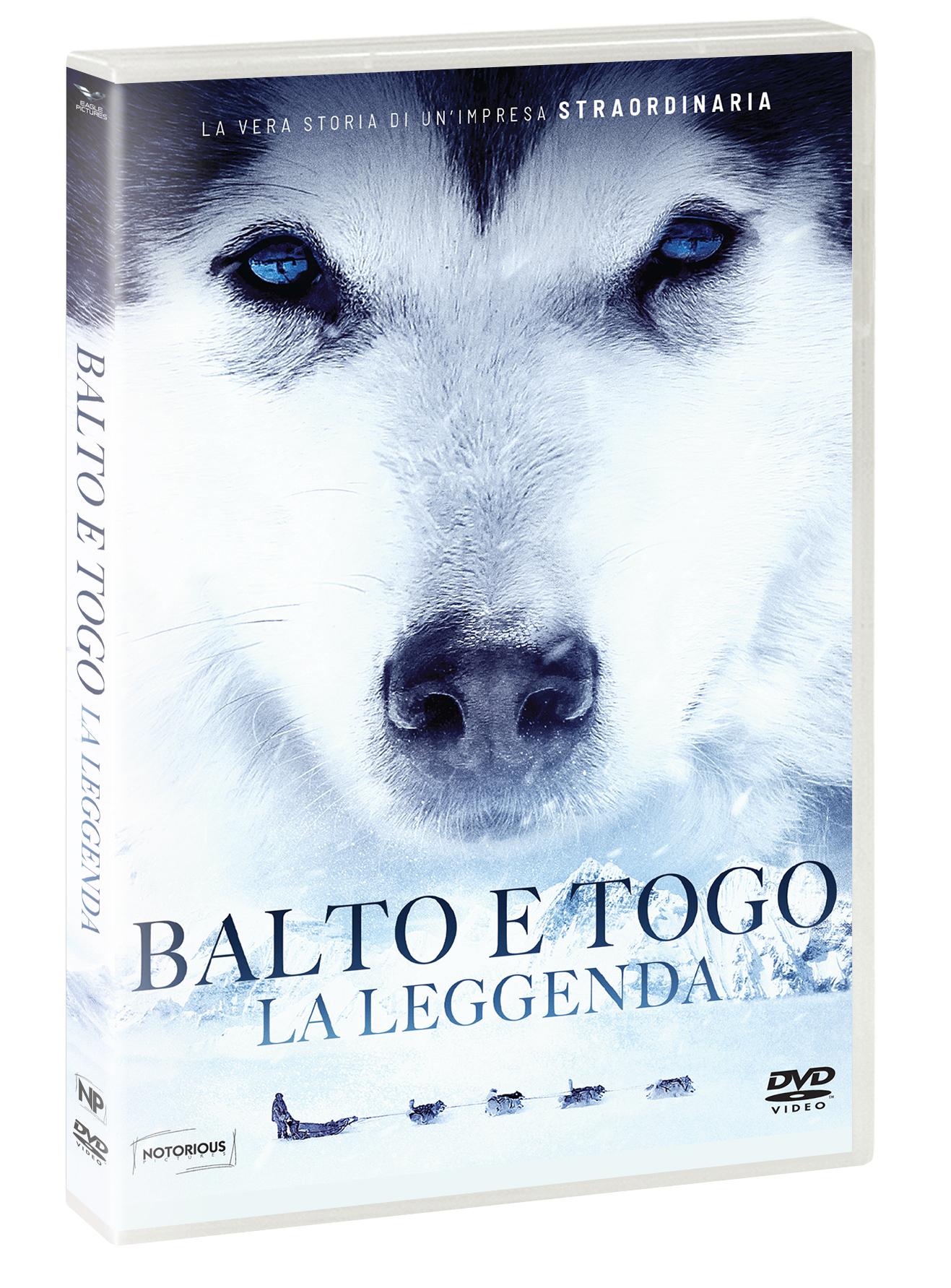 BALTO E TOGO - LA LEGGENDA (DVD)