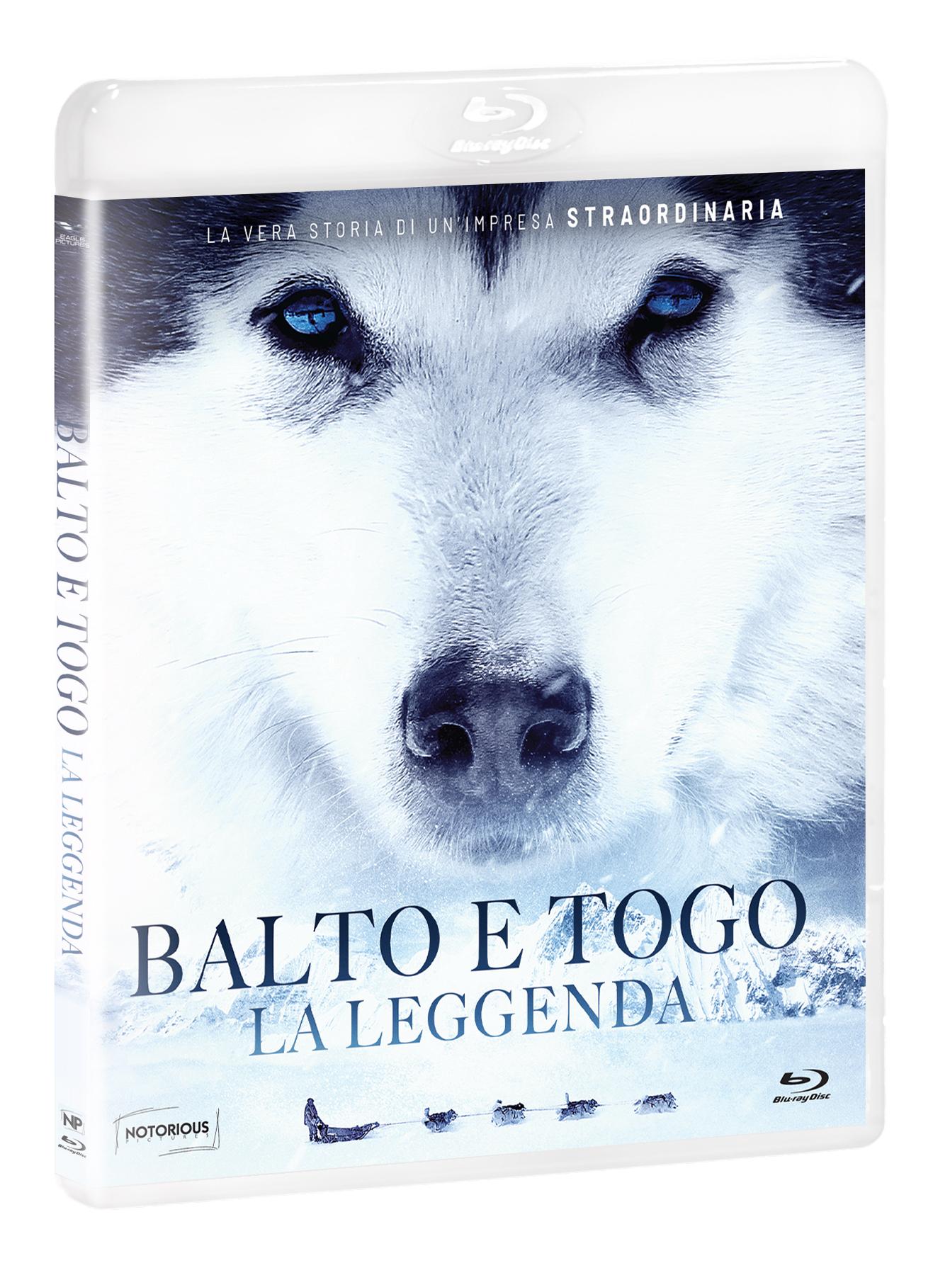 BALTO E TOGO - LA LEGGENDA - BLU RAY