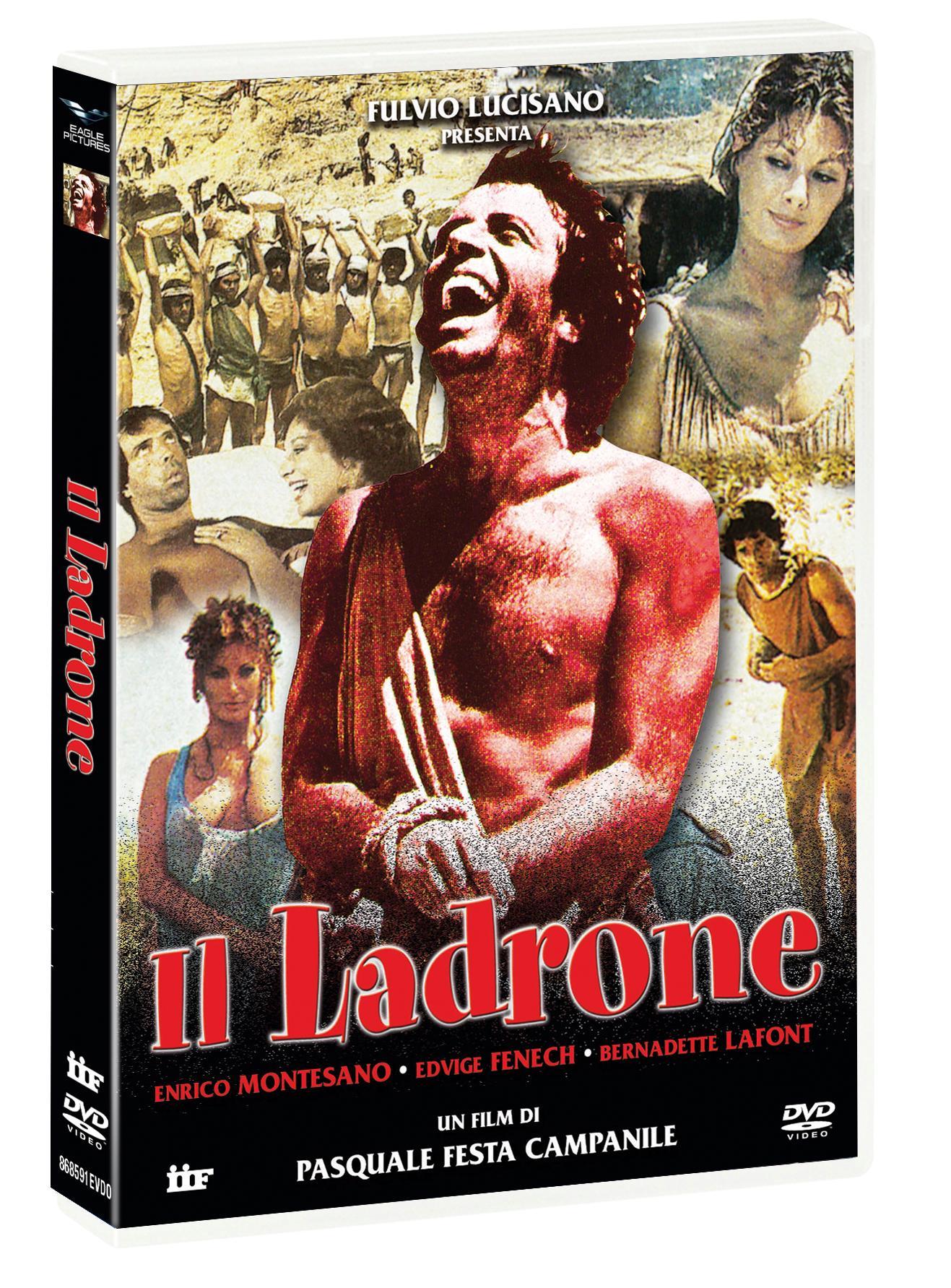 IL LADRONE (DVD)