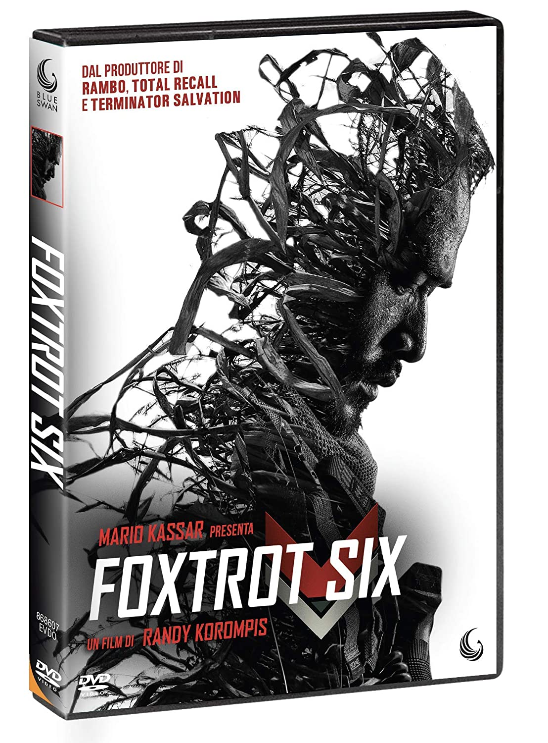 FOXTROT SIX (DVD)