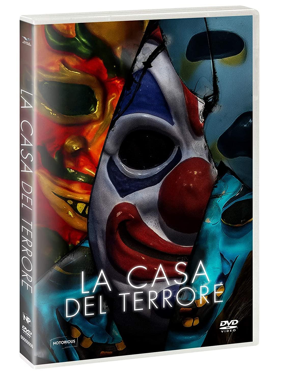 LA CASA DEL TERRORE (DVD)