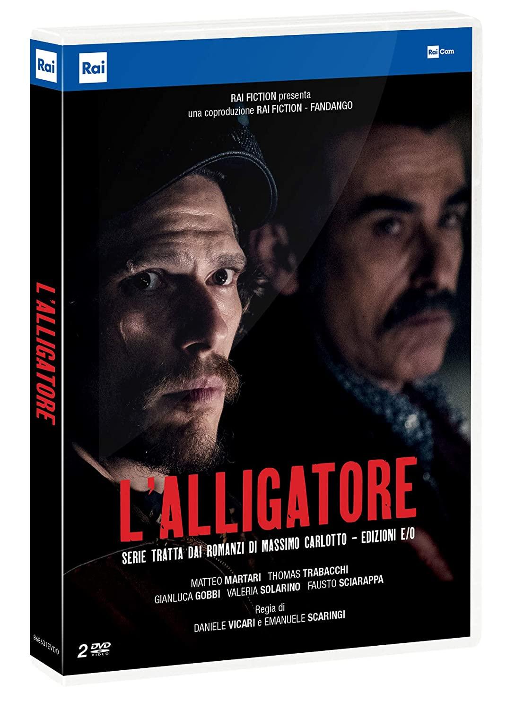 COF.L'ALLIGATORE (2 DVD) (DVD)