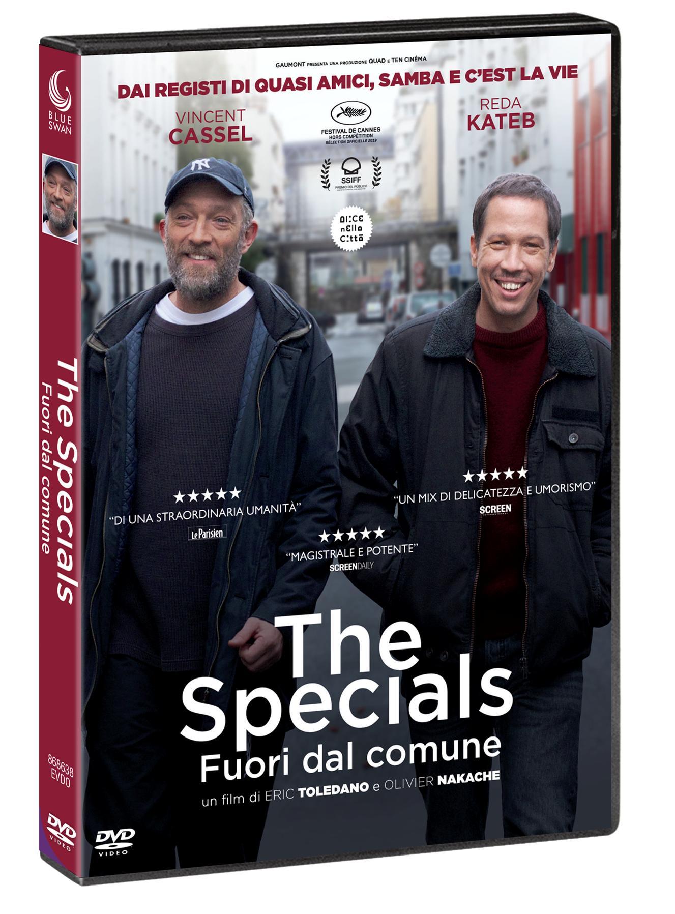THE SPECIALS - FUORI DAL COMUNE (DVD)