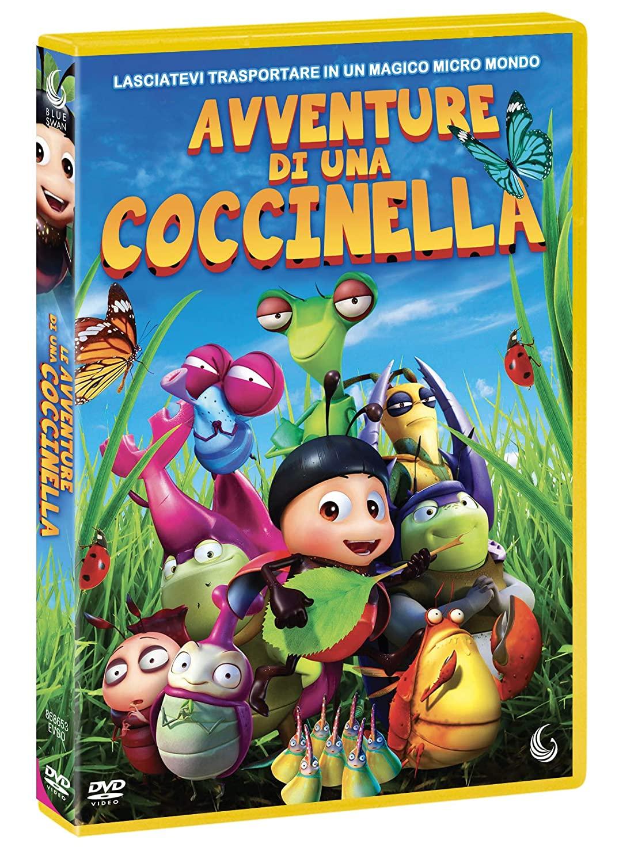 AVVENTURE DI UNA COCCINELLA (DVD)