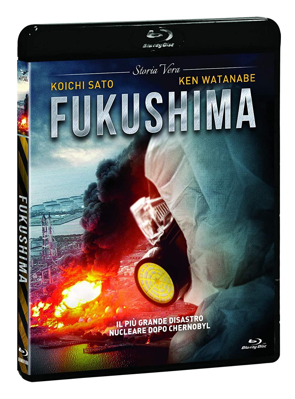 FUKUSHIMA - BLU RAY