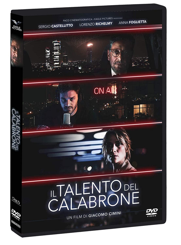 IL TALENTO DEL CALABRONE (DVD)