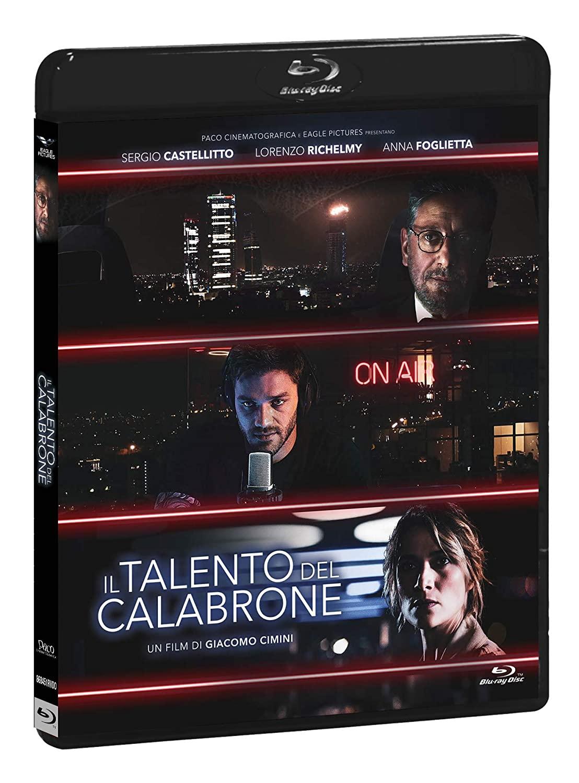 IL TALENTO DEL CALABRONE - BLU RAY