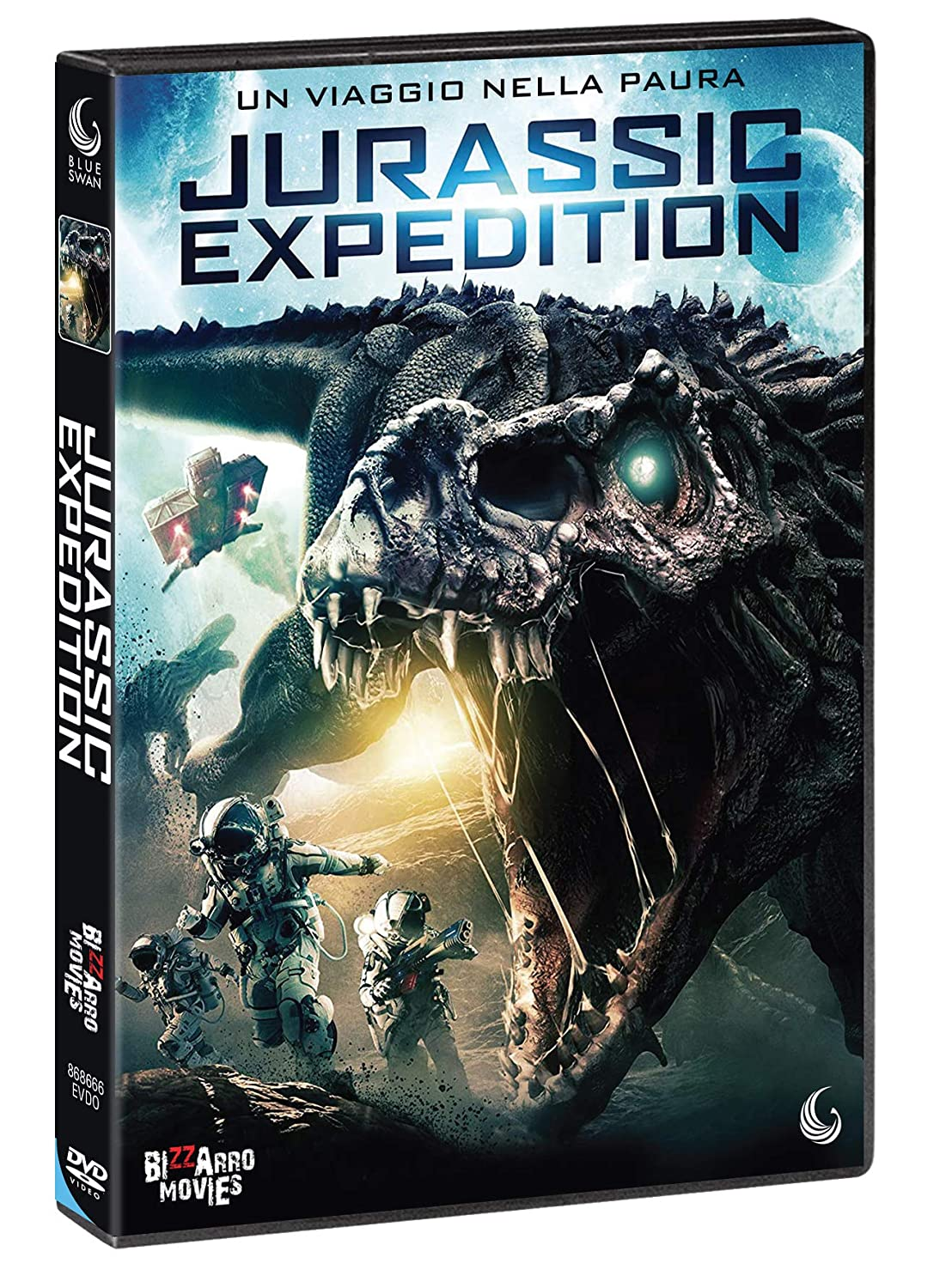 JURASSIC EXPEDITION (DVD)