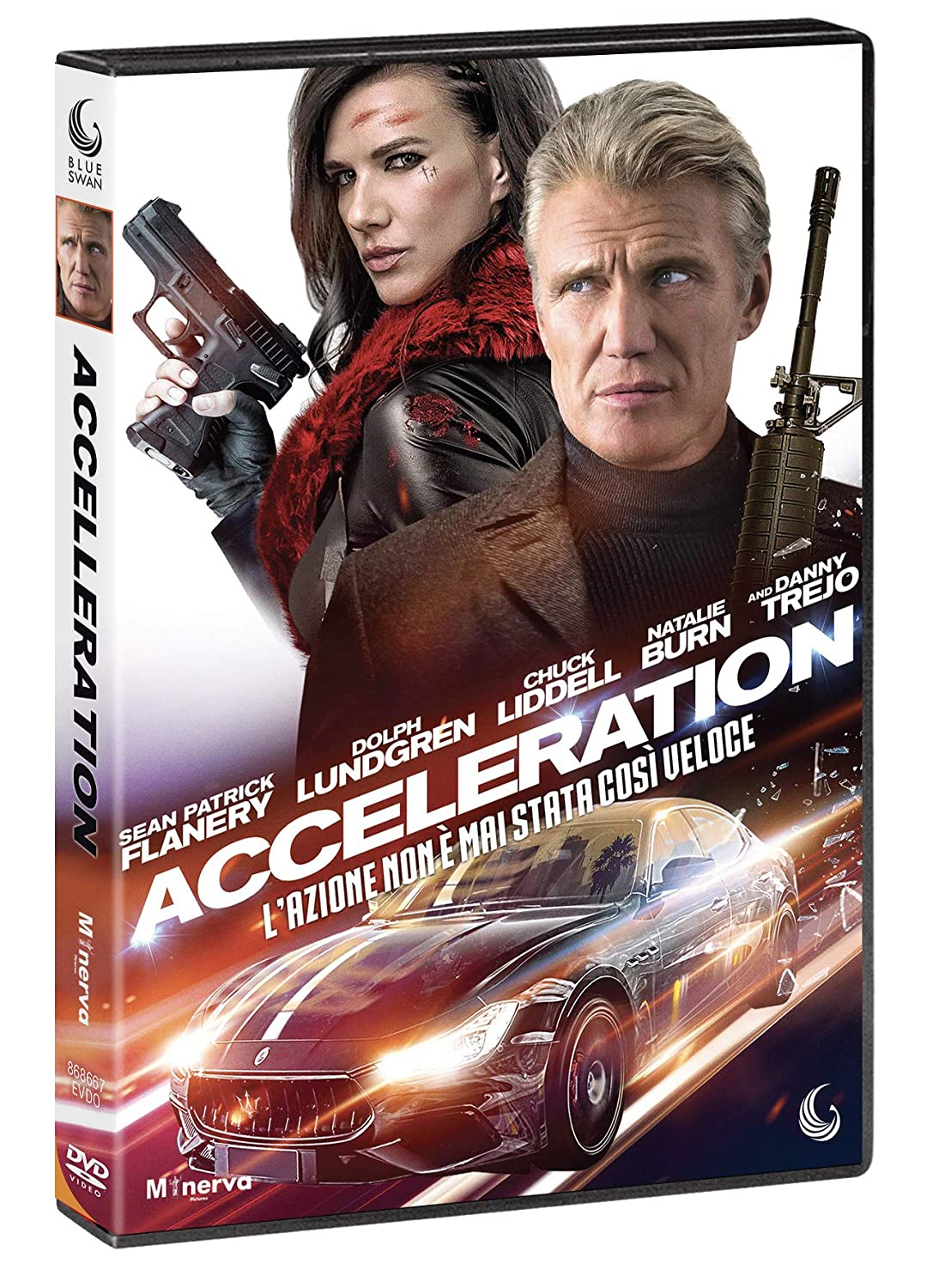 ACCELERATION (DVD)