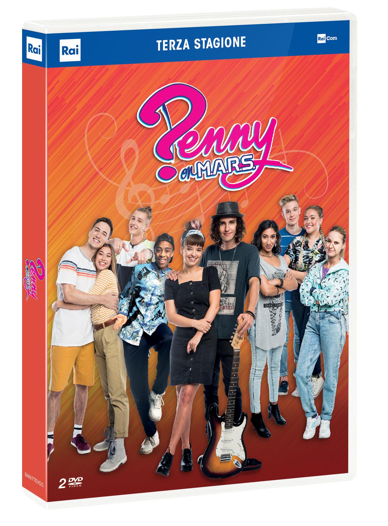 COF.PENNY ON M.A.R.S. - STAGIONE 3 (2 DVD) (DVD)