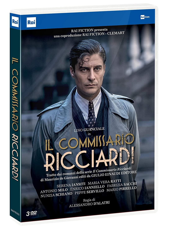 COF.IL COMMISSARIO RICCIARDI (3 DVD) (DVD)