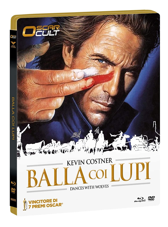 BALLA COI LUPI (BLU-RAY+DVD)