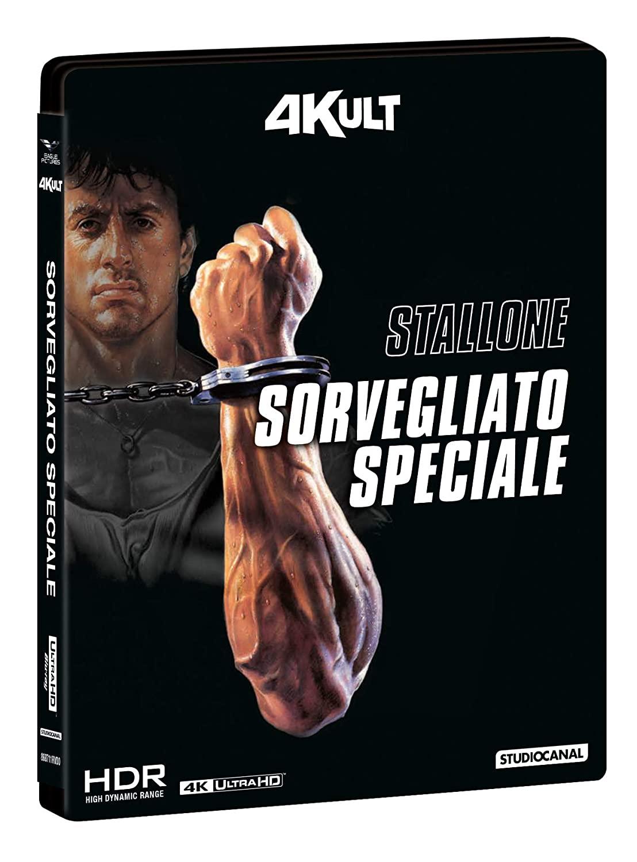 SORVEGLIATO SPECIALE (BLU-RAY 4K+BLU-RAY HD)