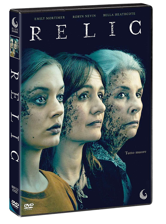 RELIC - 2020 (DVD)