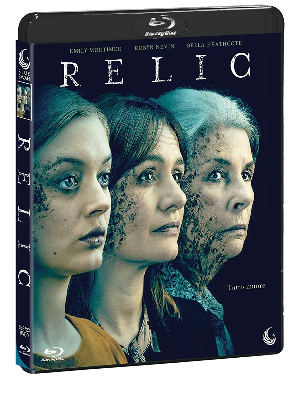 RELIC - 2020 - BLU RAY
