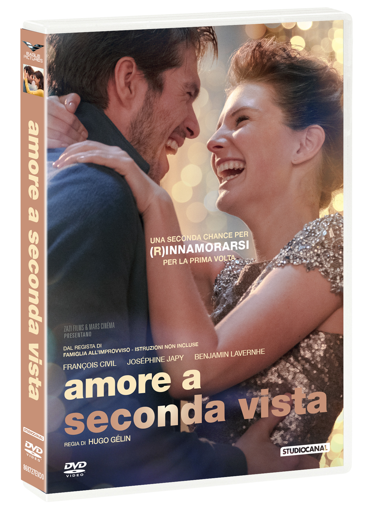 AMORE A SECONDA VISTA (DVD)