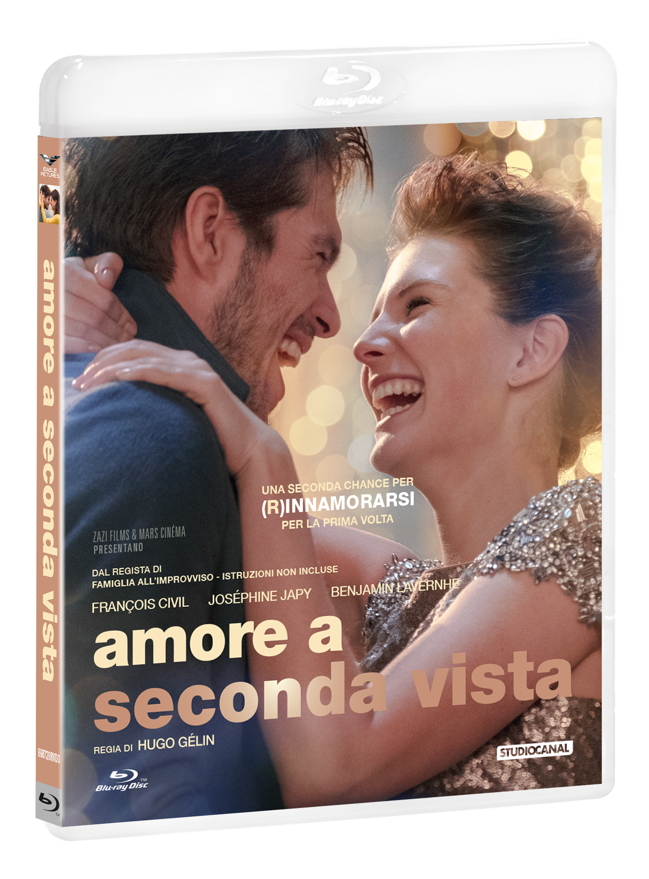 AMORE A SECONDA VISTA - BLU RAY