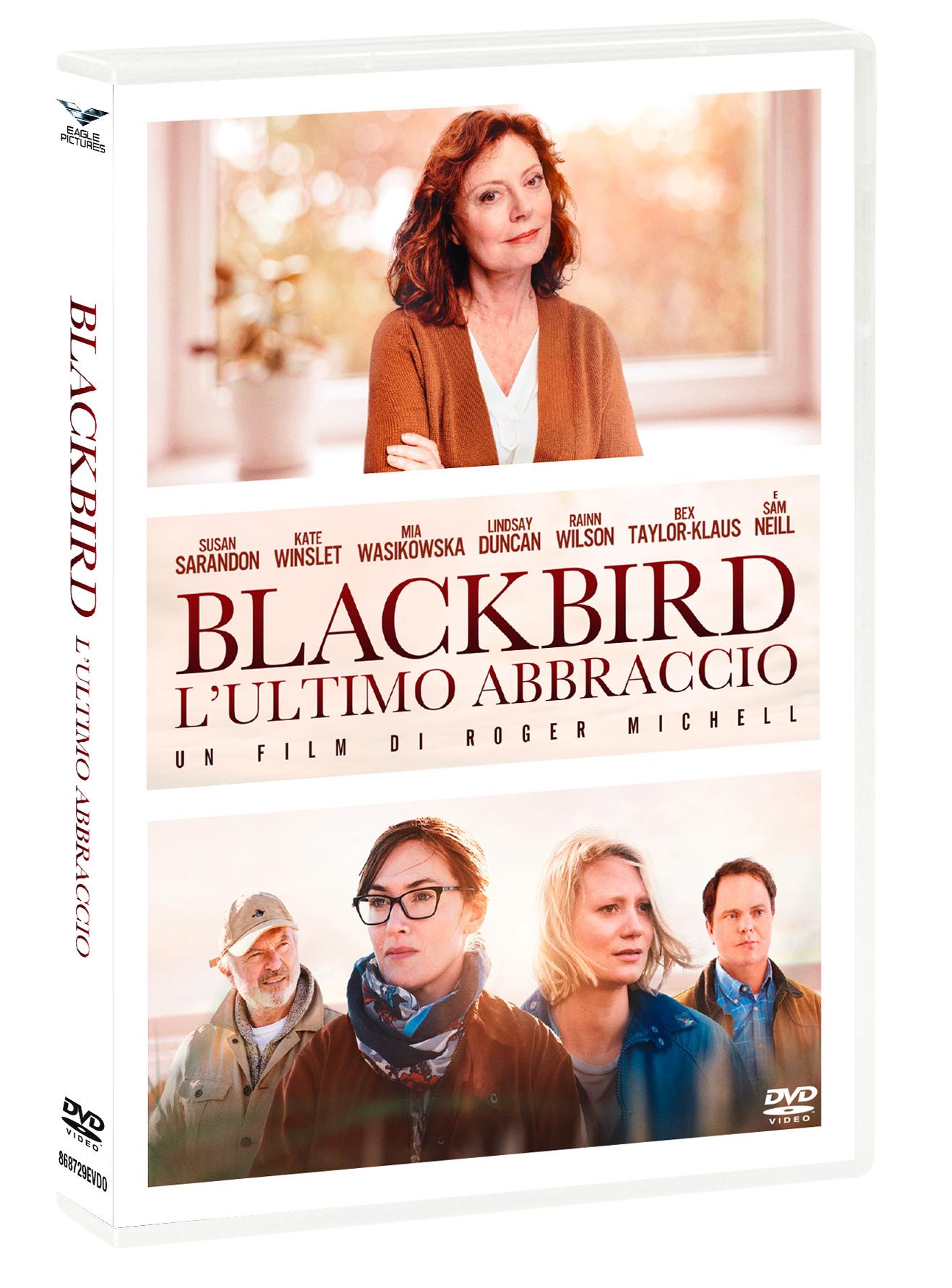 BLACKBIRD - L'ULTIMO ABBRACCIO (DVD)