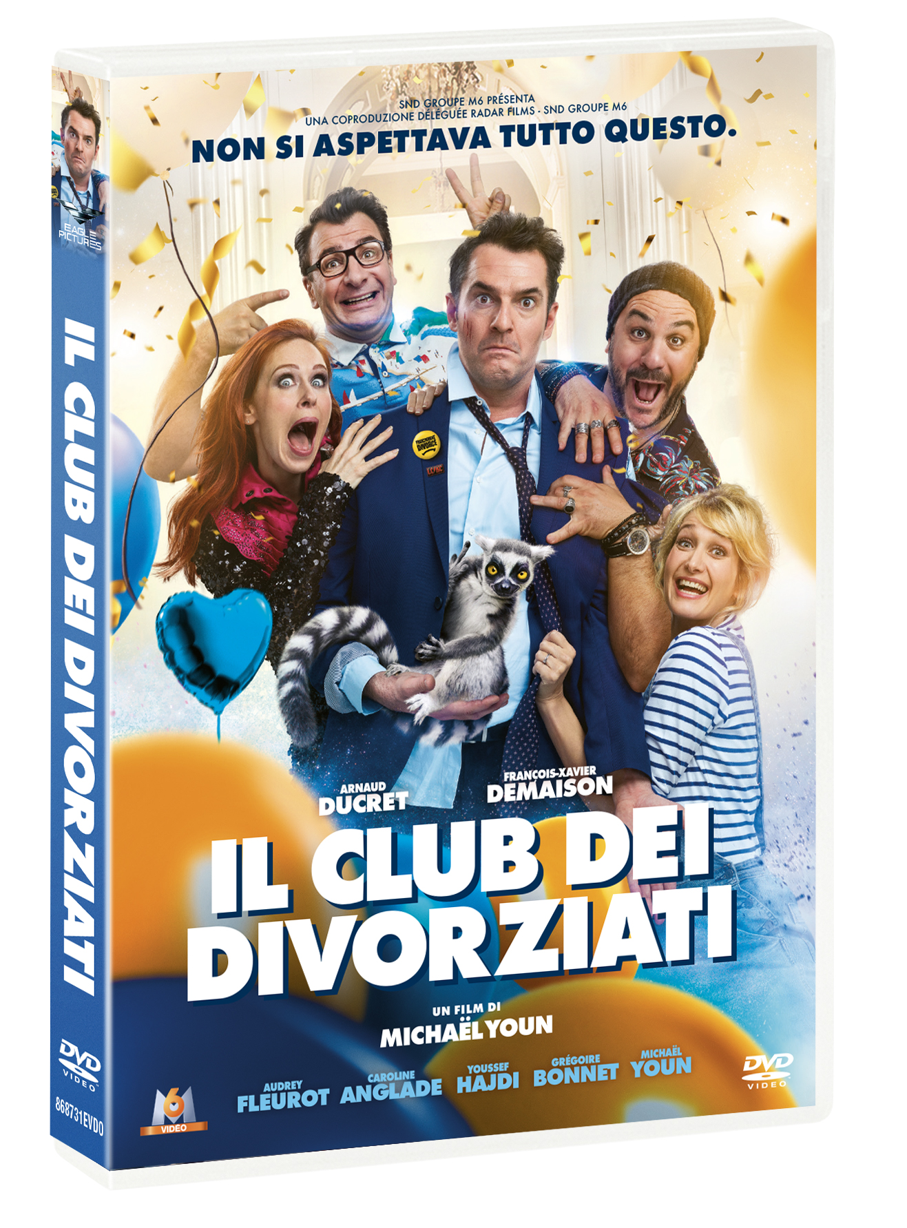 IL CLUB DEI DIVORZIATI (DVD)