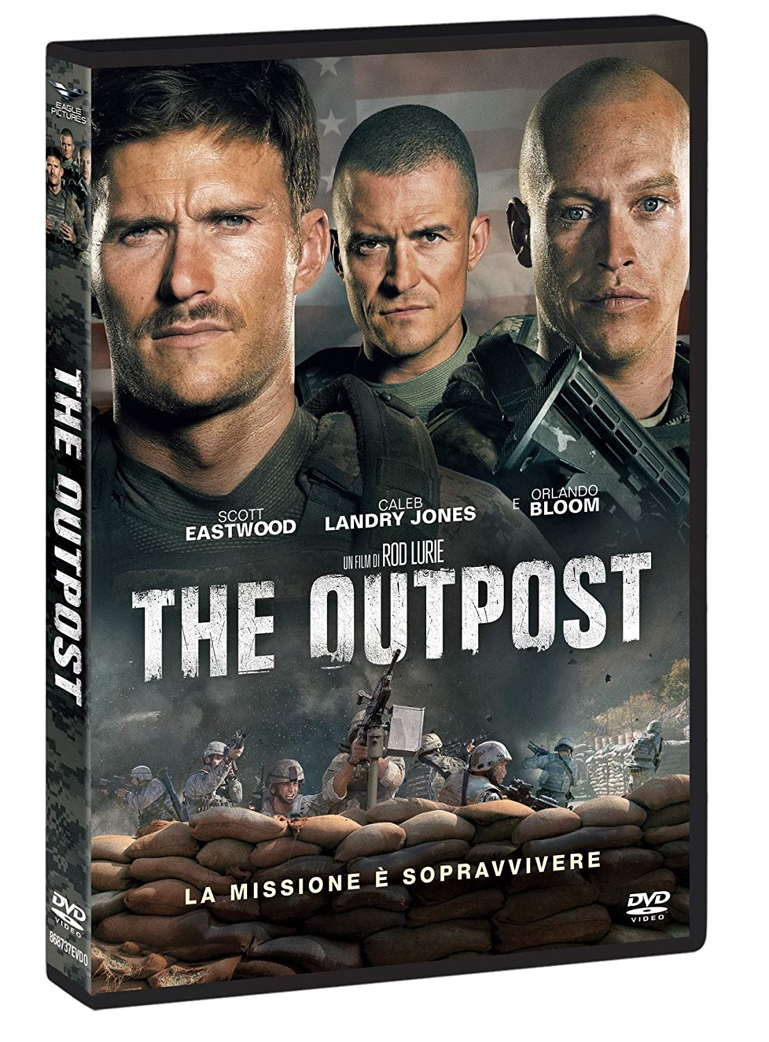 THE OUTPOST (DVD)