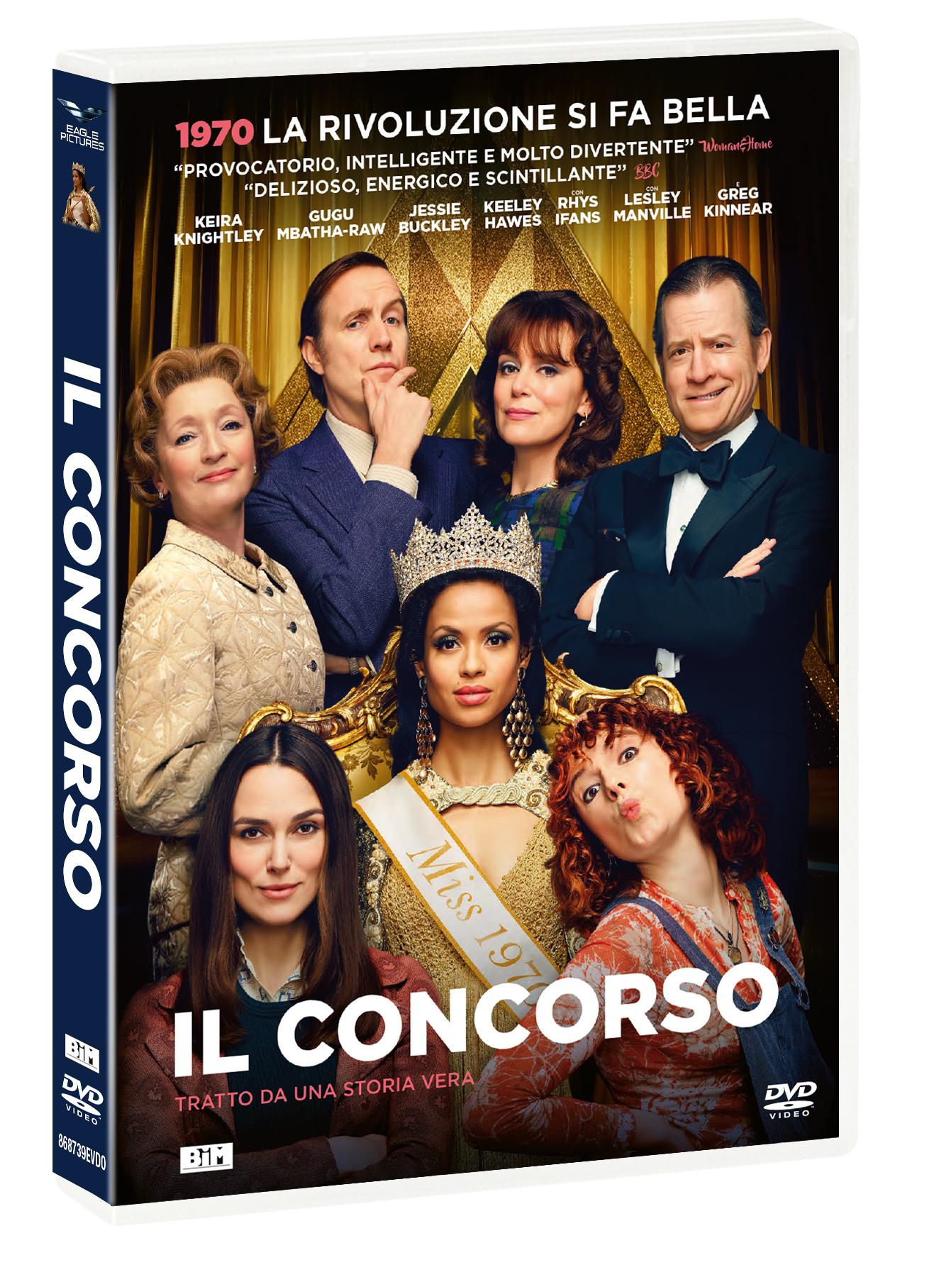 IL CONCORSO (DVD)