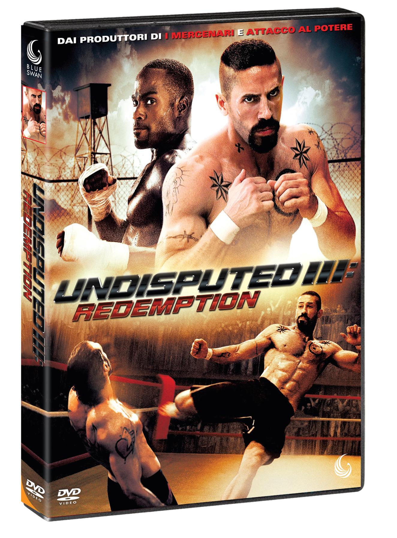 UNDISPUTED 3 - REDEMPTION (DVD)