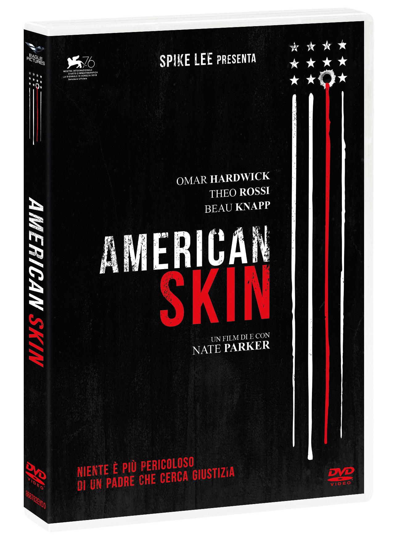 AMERICAN SKIN (DVD)