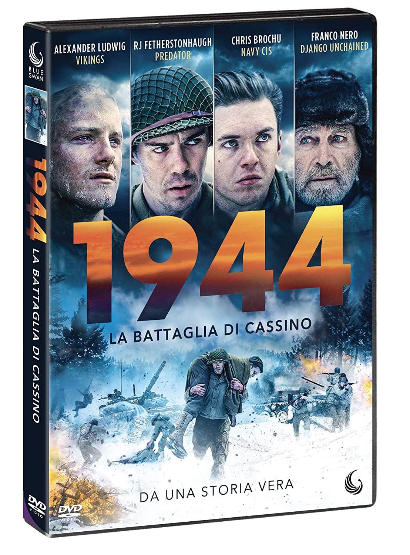 1944 - LA BATTAGLIA DI CASSINO (DVD)
