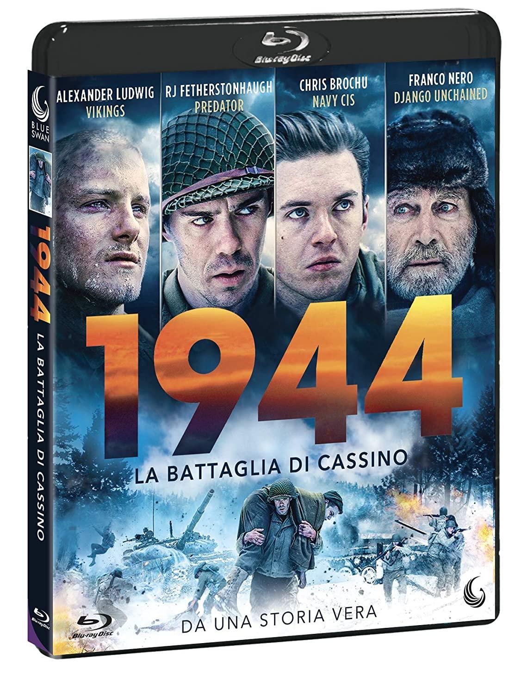 1944 - LA BATTAGLIA DI CASSINO - BLU RAY