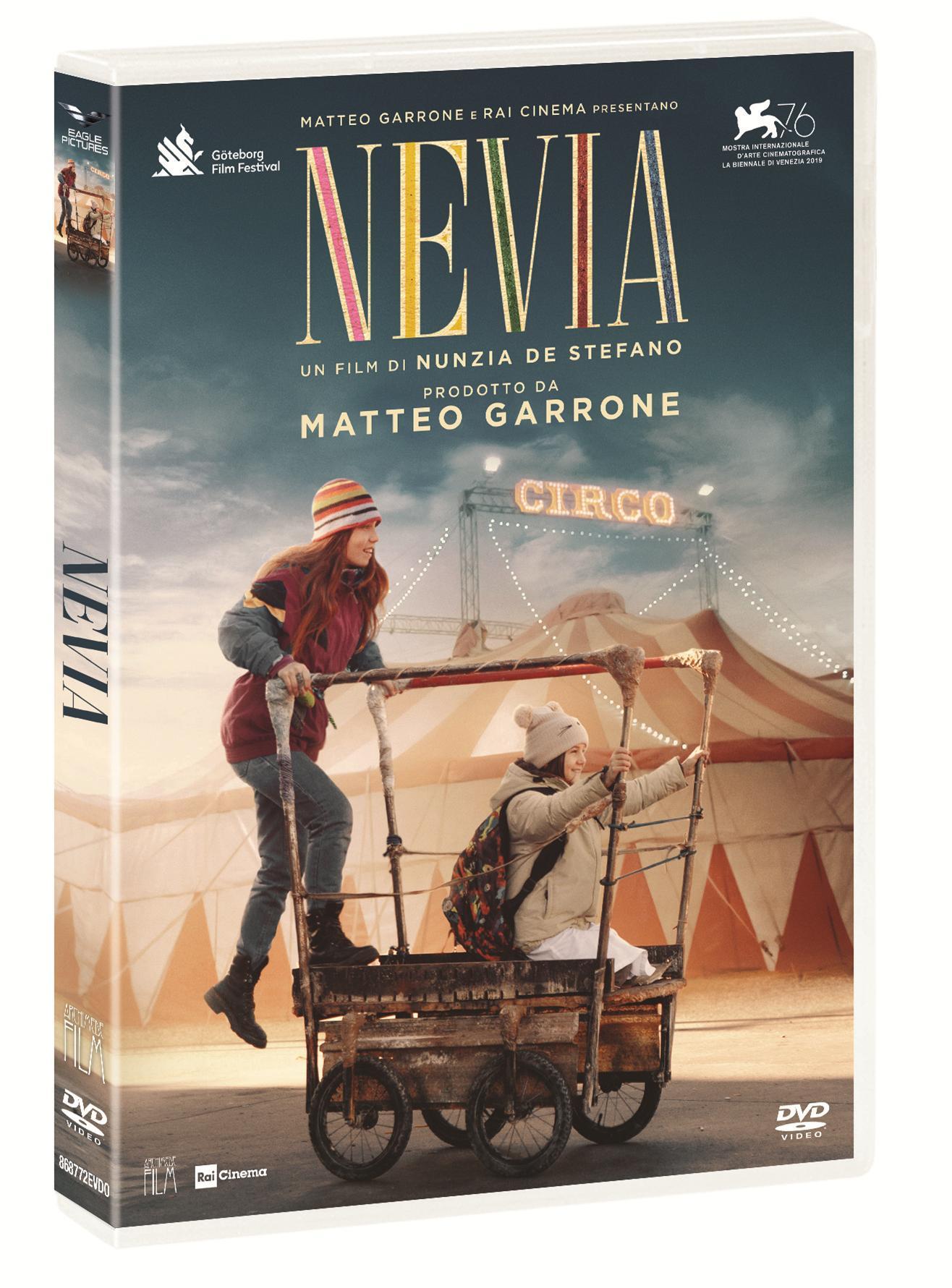 NEVIA (DVD)
