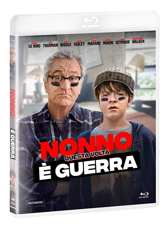 NONNO QUESTA VOLTA E' GUERRA - BLU RAY