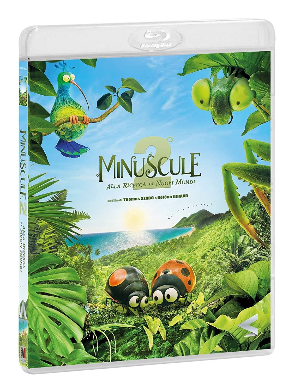 MINUSCULE 2 (BLU-RAY+DVD)