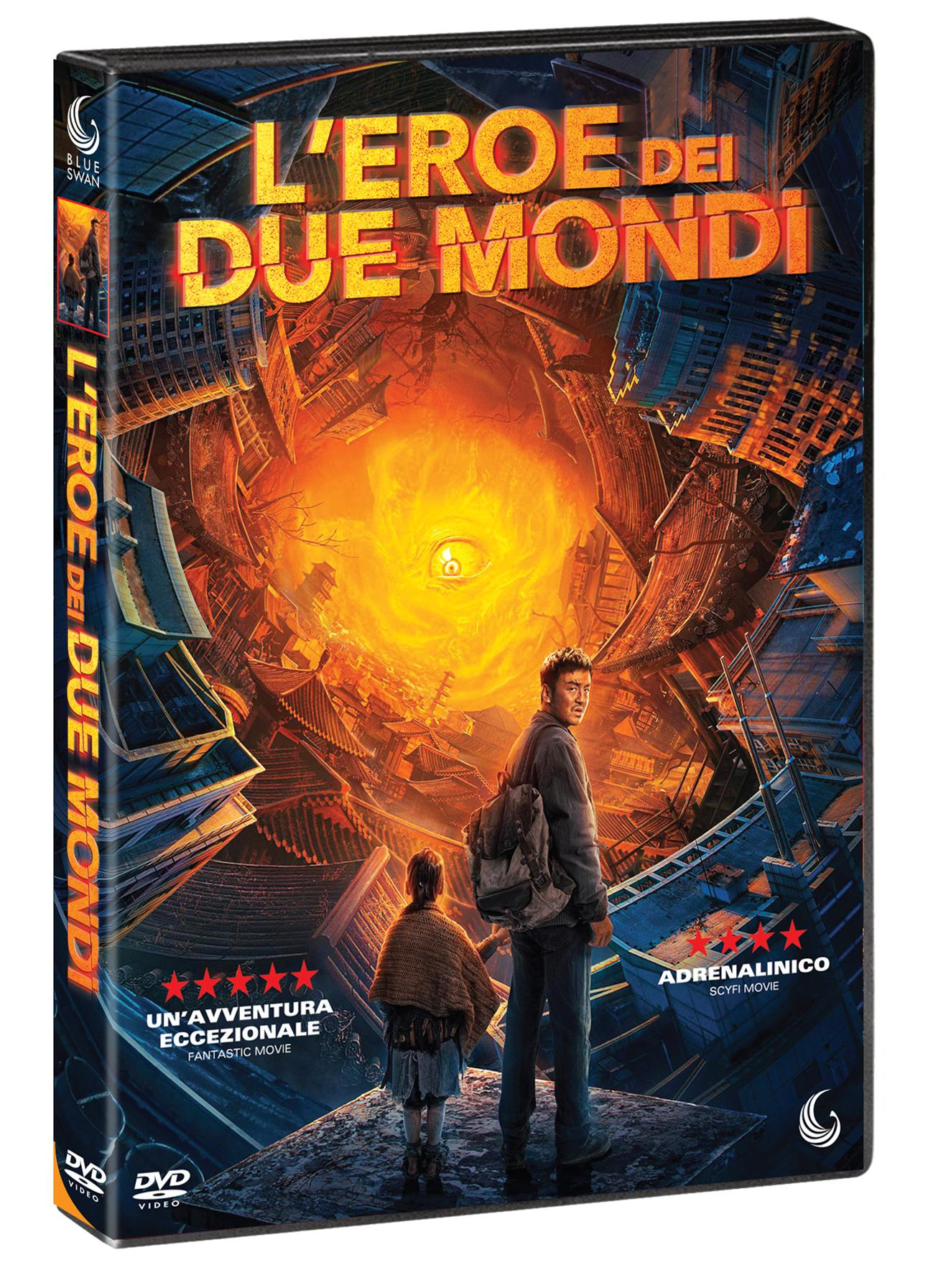 L'EROE DEI DUE MONDI (DVD)