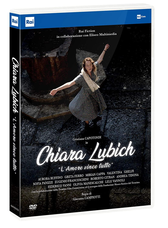 CHIARA LUBICH - L'AMORE VINCE TUTTO (DVD)