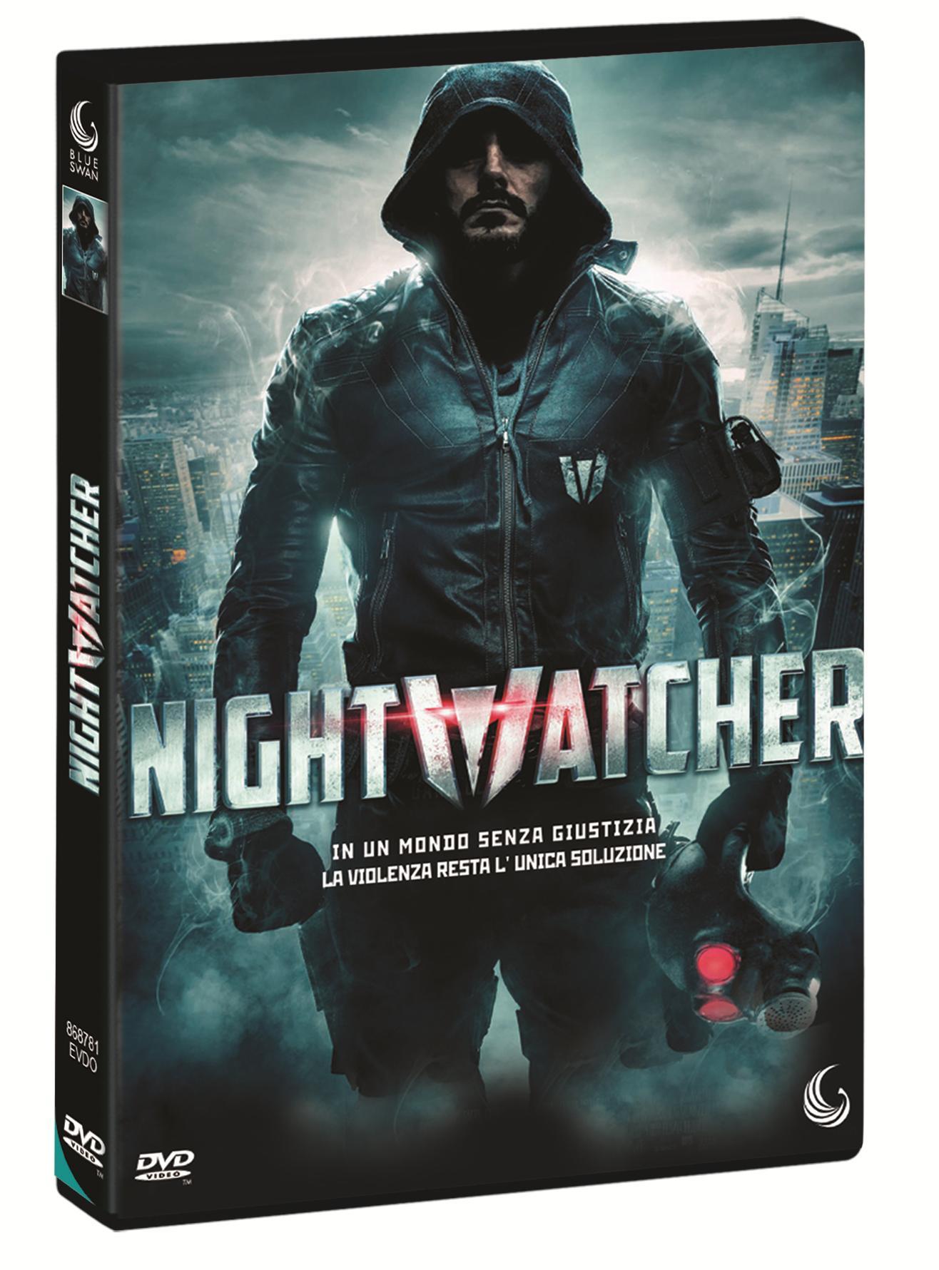 NIGHTWATCHER (DVD)