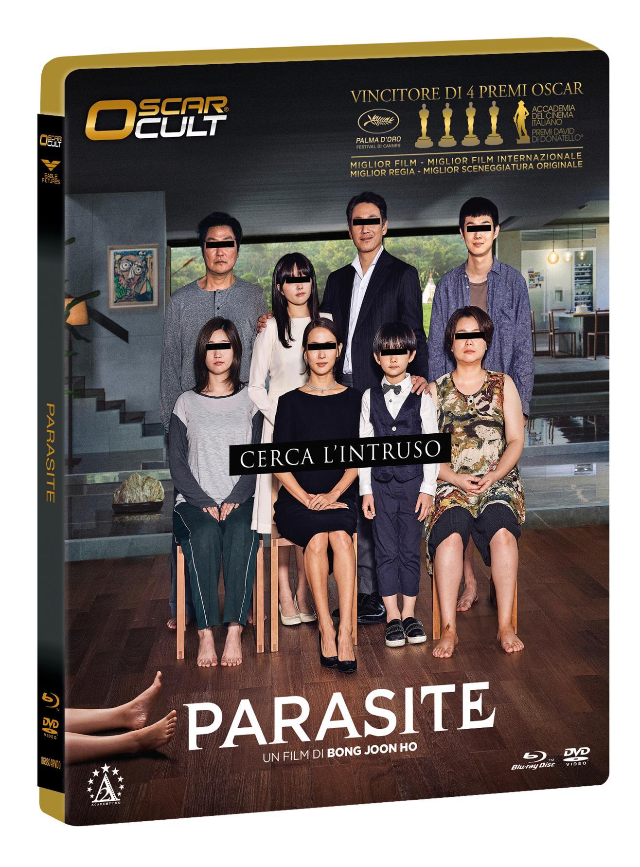 PARASITE (BLU-RAY+DVD)