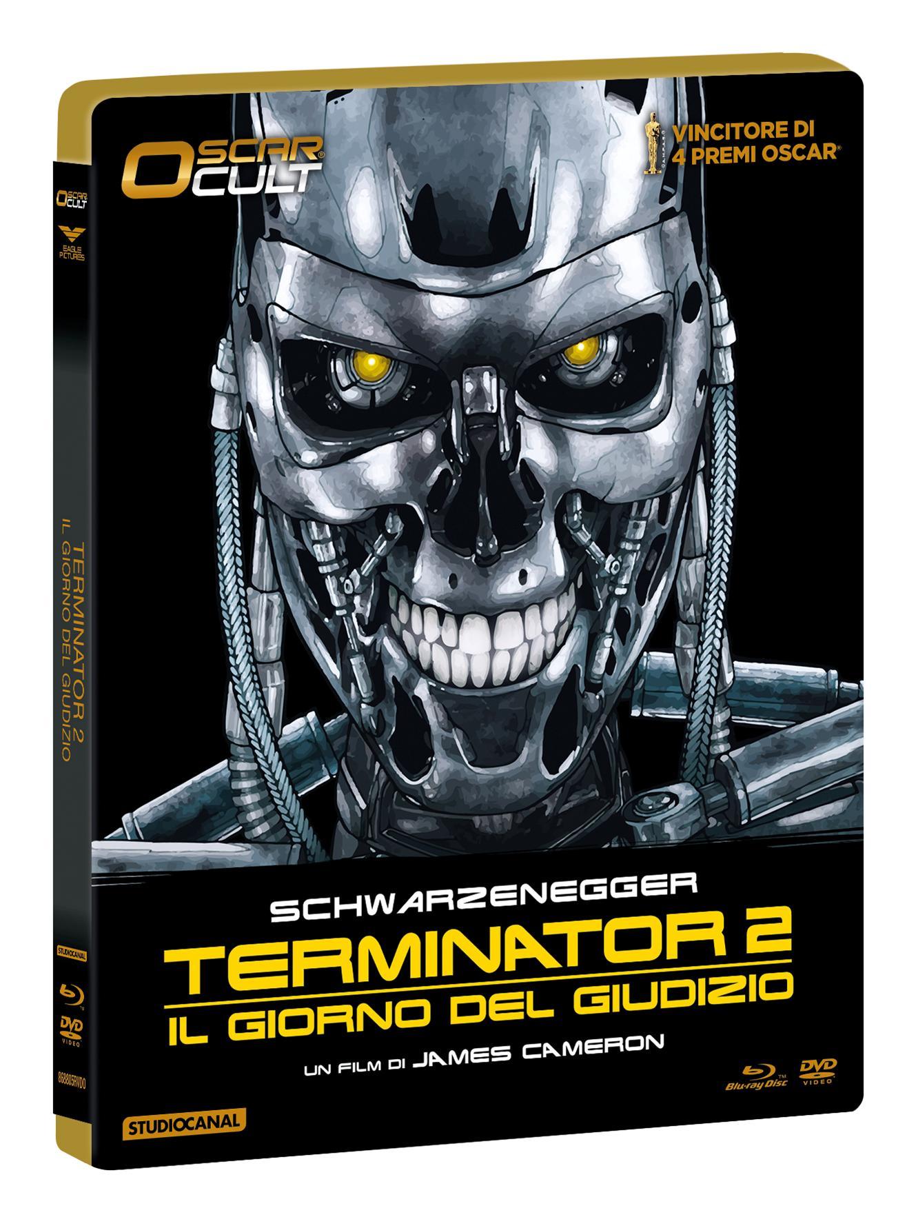 TERMINATOR 2 - IL GIORNO DEL GIUDIZIO (BLU-RAY+DVD)