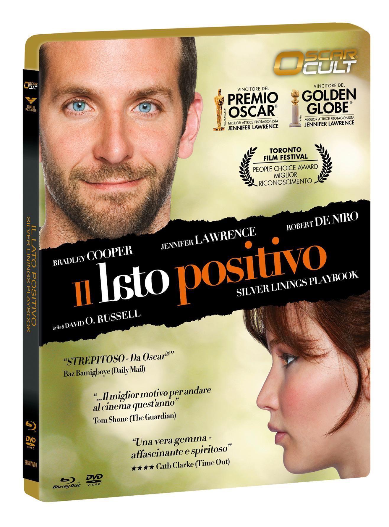 IL LATO POSITIVO (BLU-RAY+DVD)