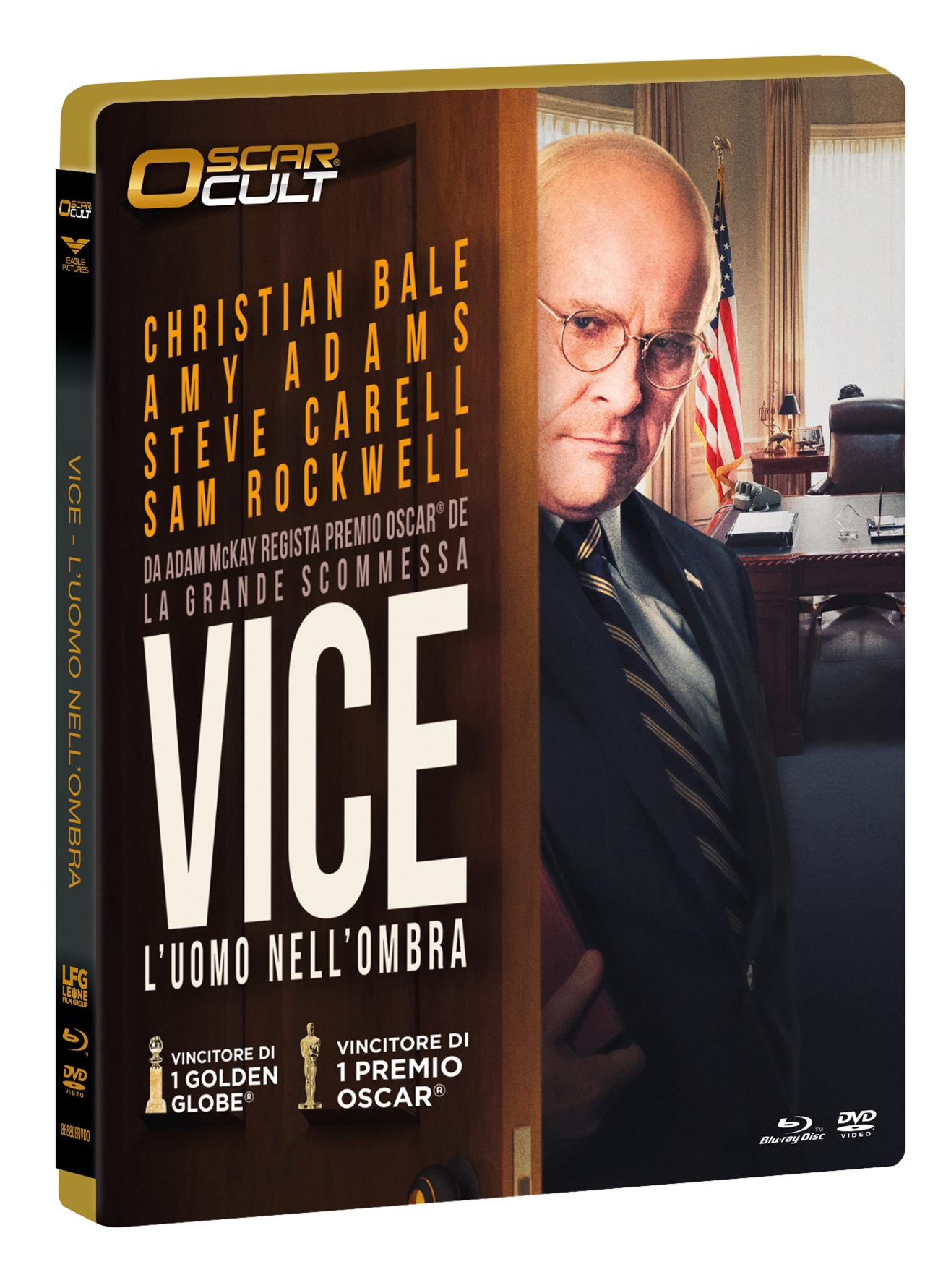VICE - L'UOMO NELL'OMBRA (BLU-RAY+DVD)