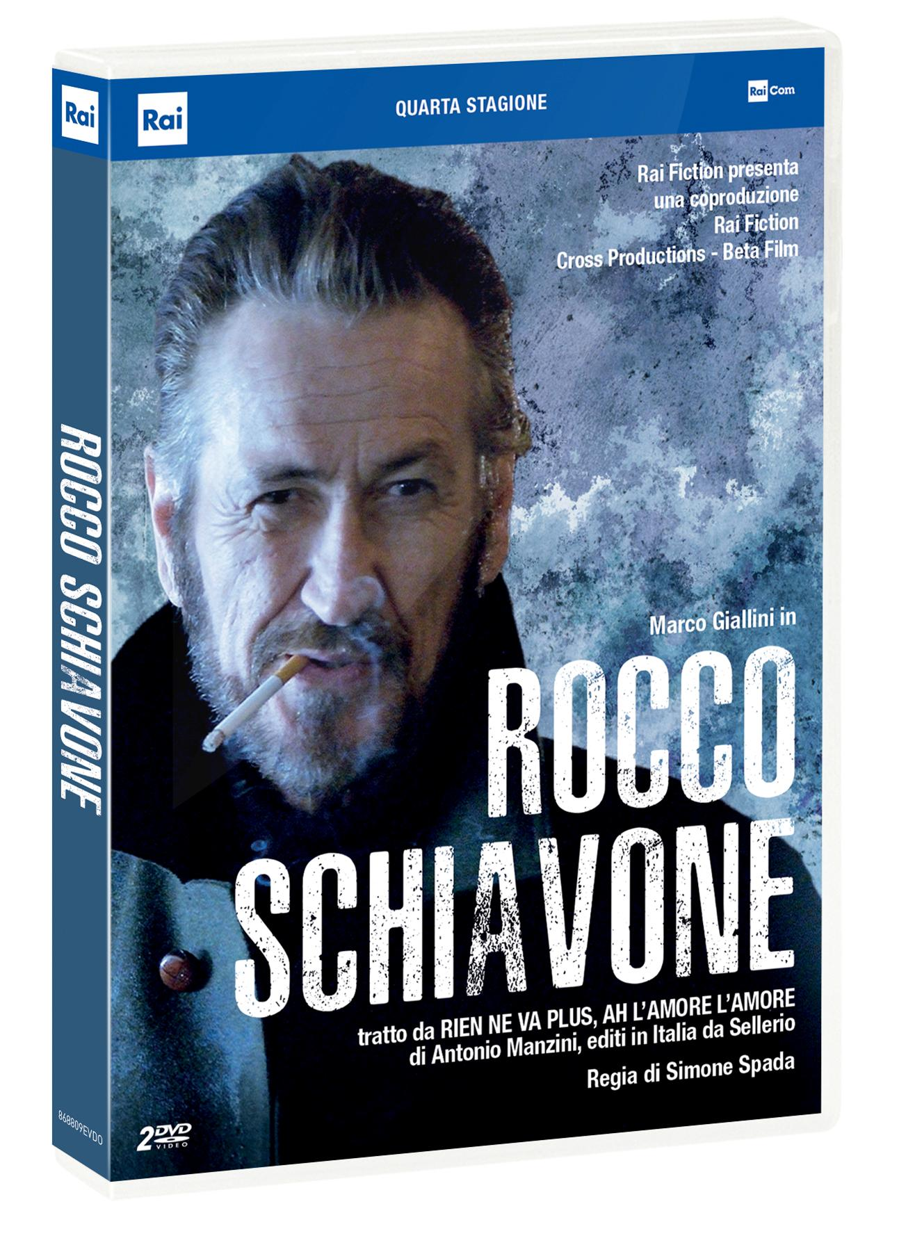 COF.ROCCO SCHIAVONE - STAGIONE 04 (2 DVD) (DVD)
