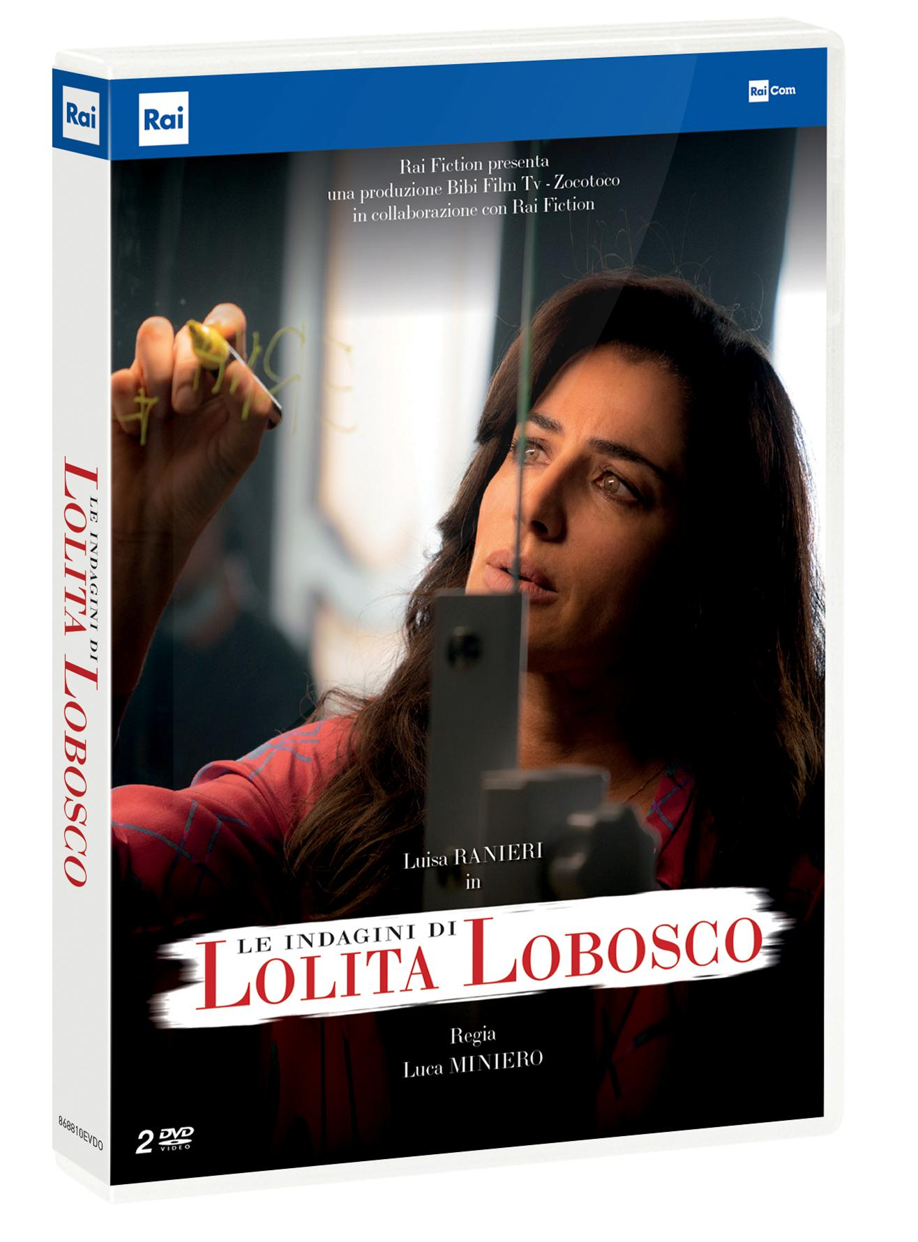 COF.LE INDAGINI DI LOLITA LOBOSCO (2 DVD) (DVD)