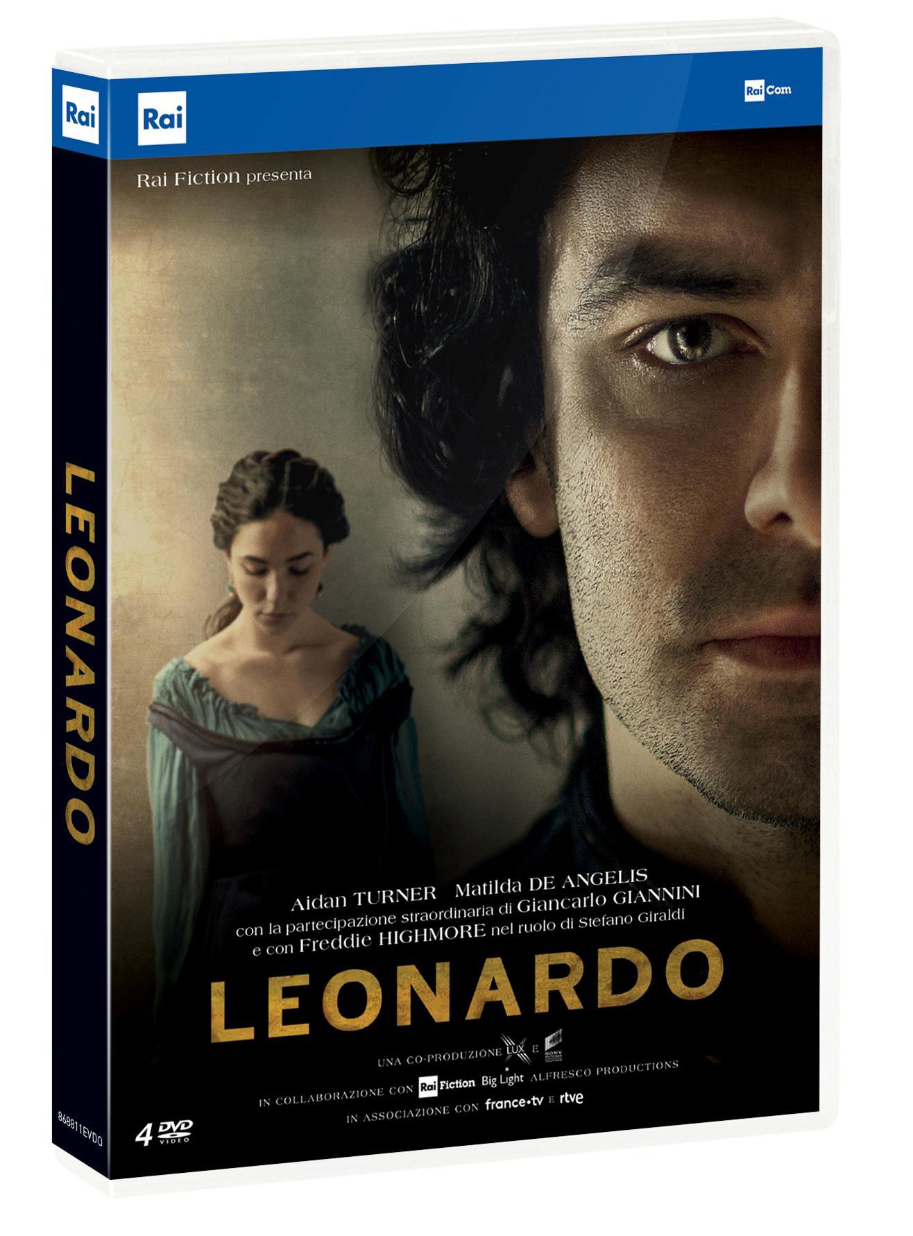 COF.LEONARDO (4 DVD) (DVD)