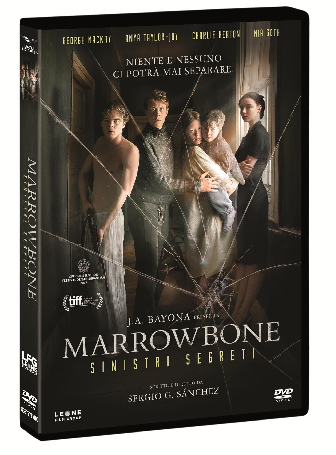MARROWBONE - SINISTRI SEGRETI (DVD)