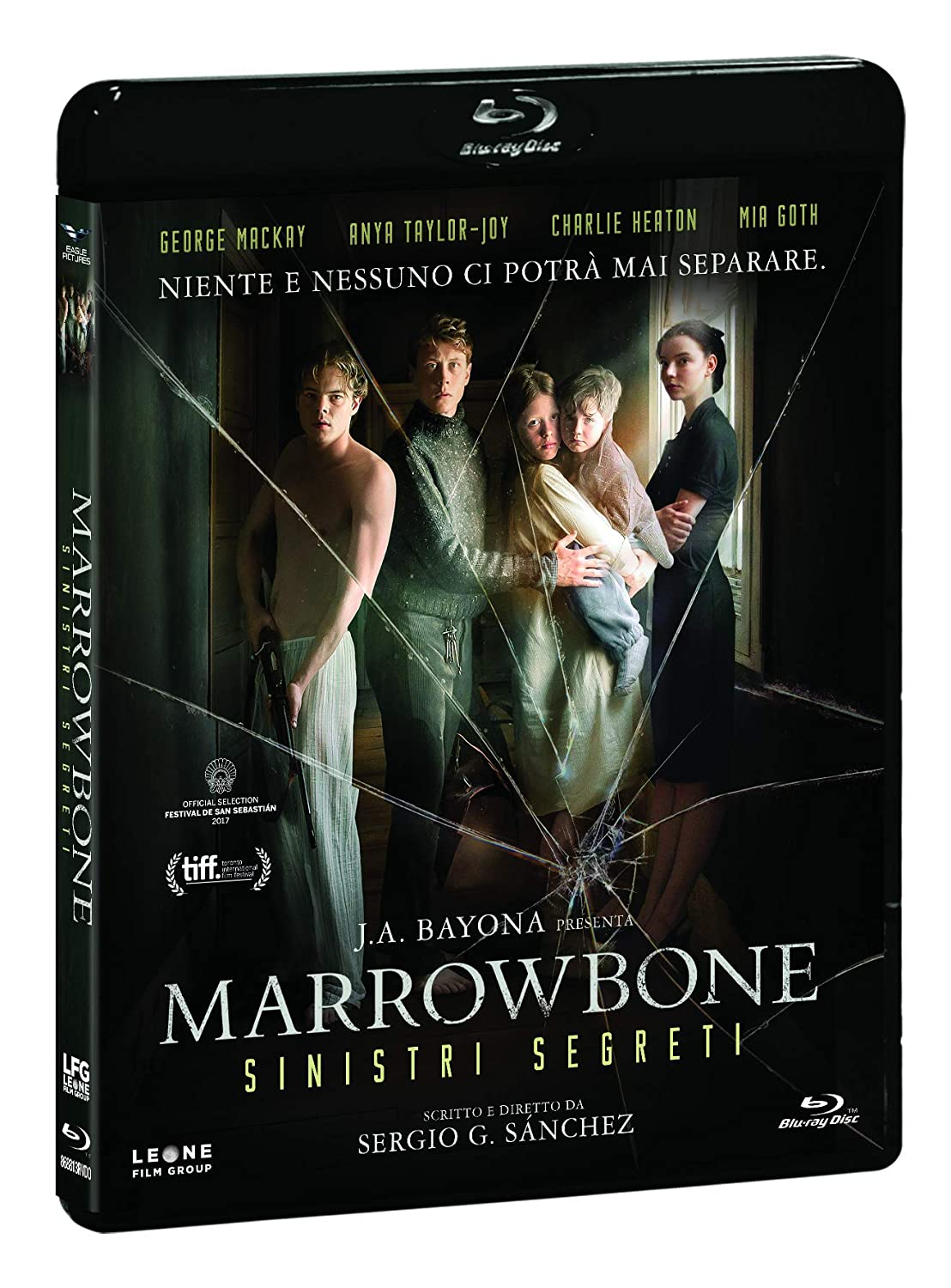 MARROWBONE - SINISTRI SEGRETI - BLU RAY