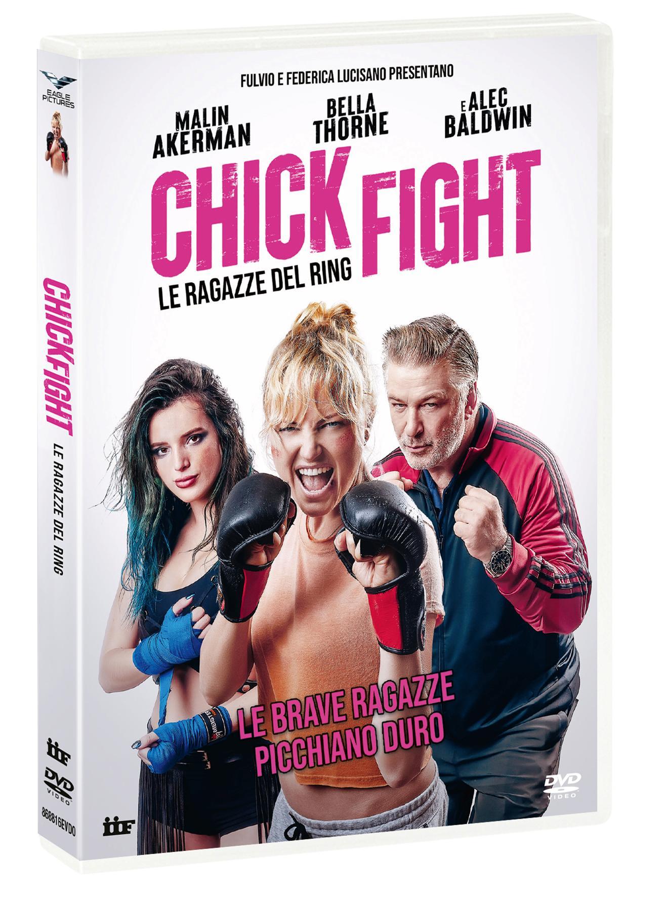 CHICKFIGHT - LE RAGAZZE DEL RING (DVD)