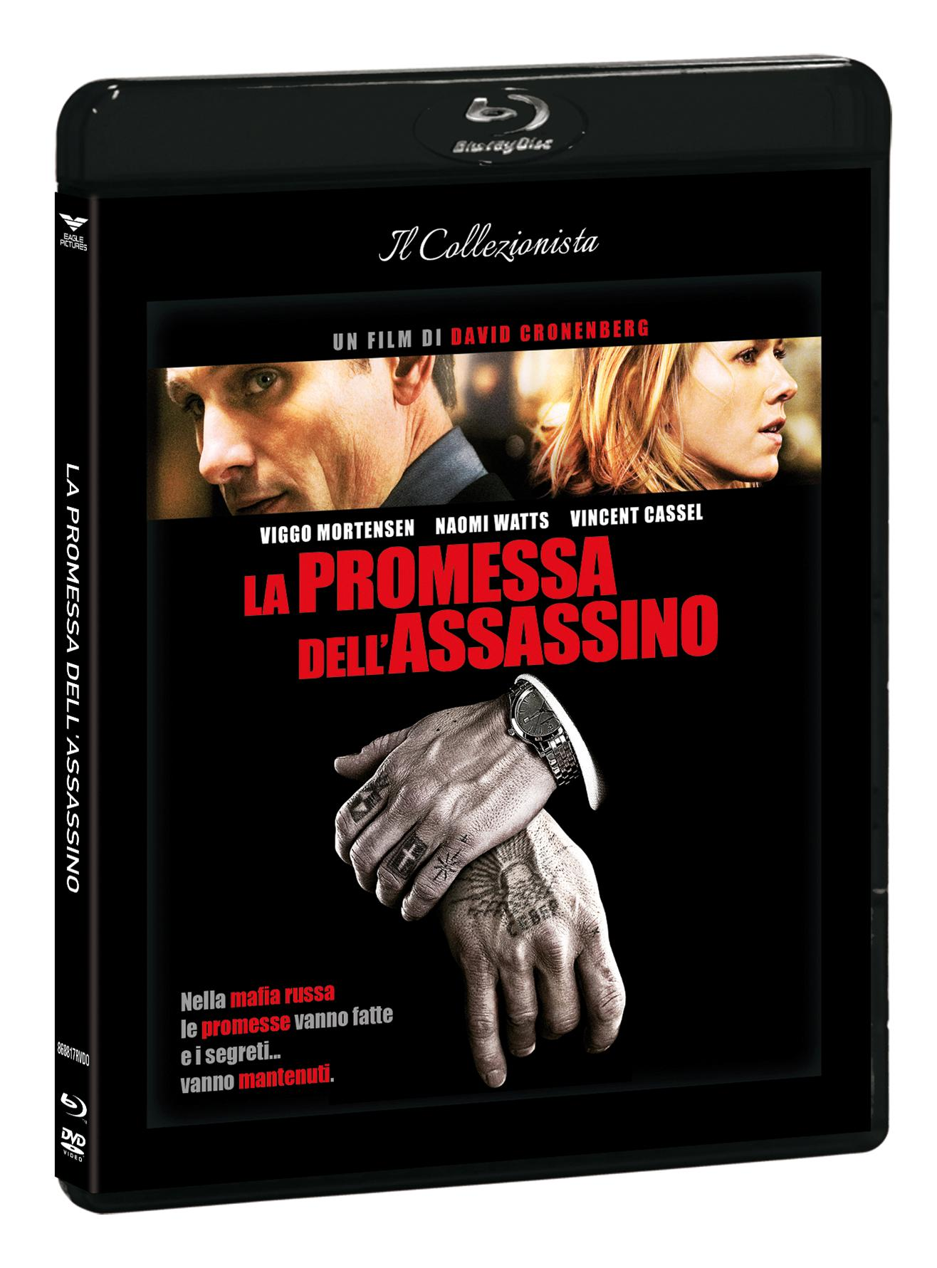 LA PROMESSA DELL'ASSASSINO (BLU-RAY+DVD)