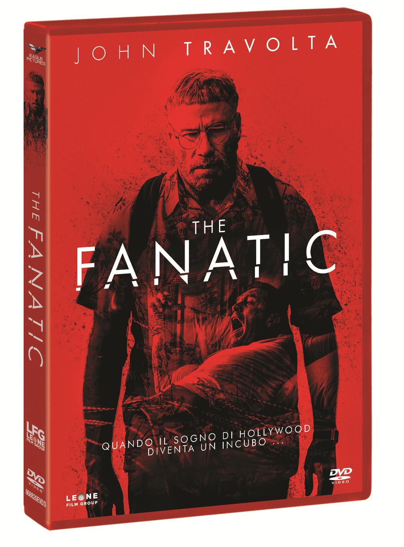 THE FANATIC (DVD)