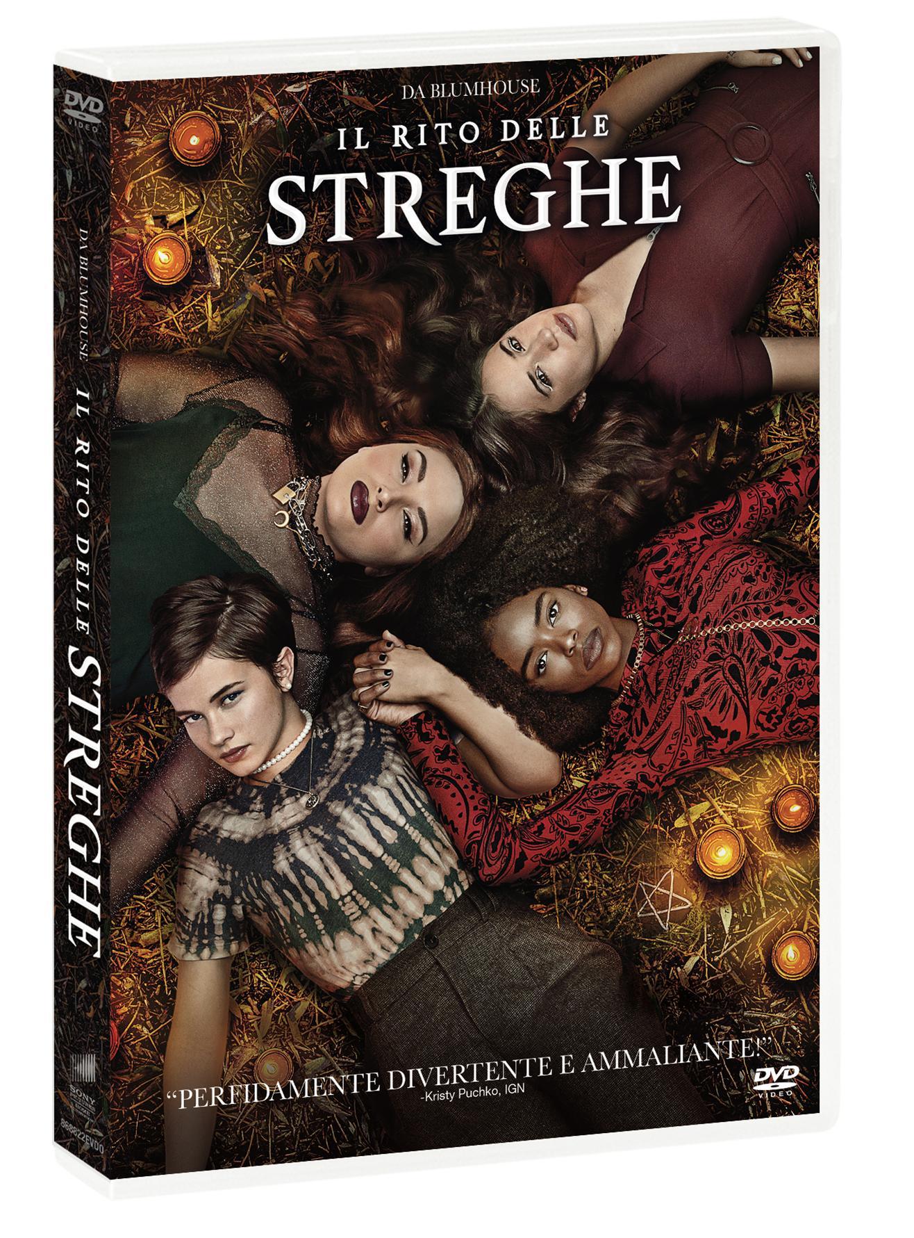 IL RITO DELLE STREGHE (DVD)